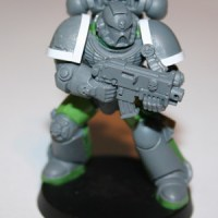 Tutorial - Artscale Space Marine