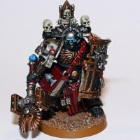 Artscale Grey Knight Chaplain