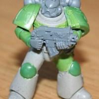 Artscale Space Marine Combat Squad