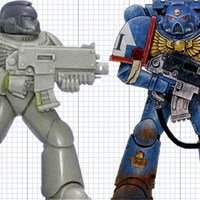 Artscale Ultramarines 3rd Company - Part 1