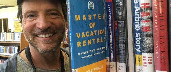 Now Available at Palm Springs Library: Master of Vacation Rentals | 10 Steps to Hosting Success Using Airbnb + other Platforms