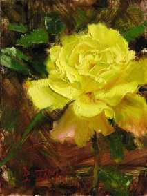 Yellow Rose - The Scent of Summer (4)
