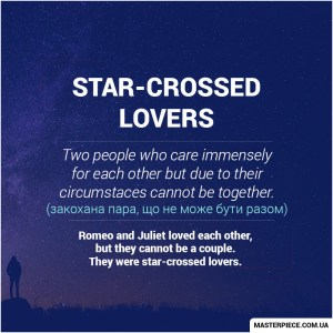 Idioms with star