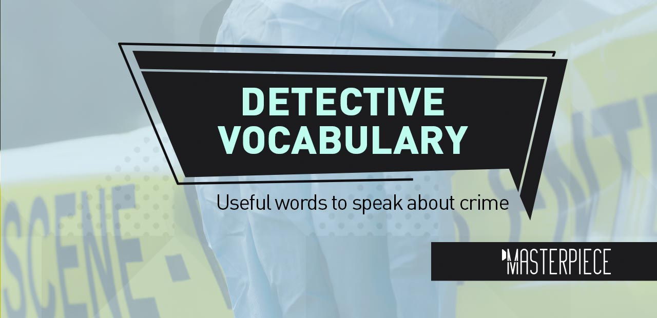 TOP 15 Detective Vocabulary
