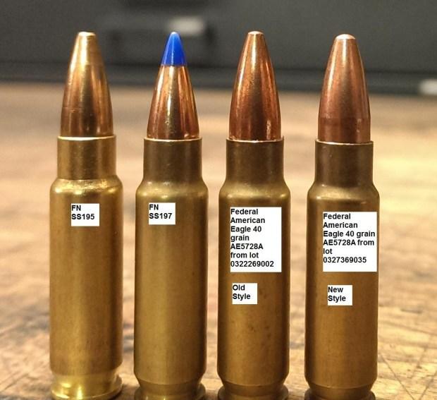 MPA 57 Ammo