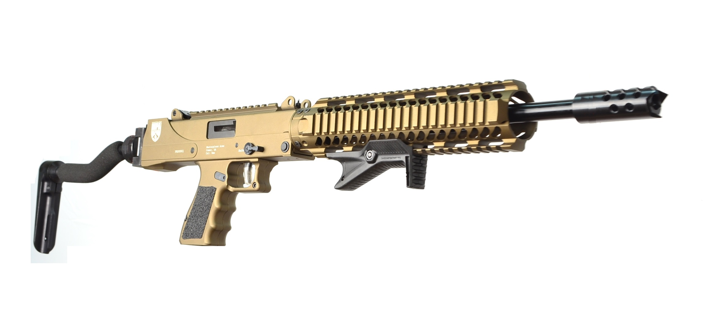 MPA20DMG 9mm Carbine - All Aluminum Lower - MasterPiece Arms