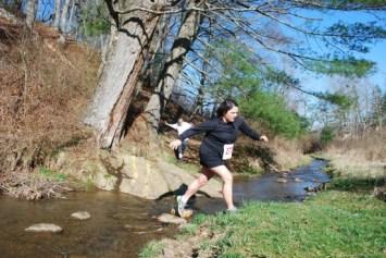 Patti Merdian exemplifies muscle power!