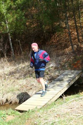 David Ritchie was first overall finisher with a time of 1:33.40.
