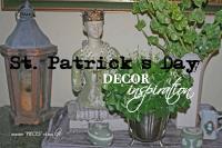 St. patricks day decor inspiration