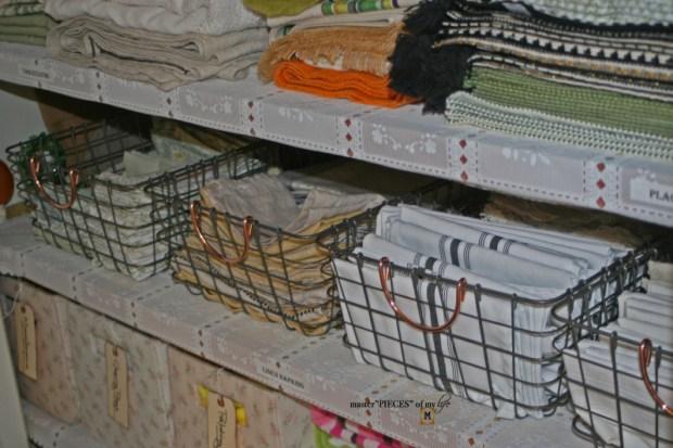 Linen closet organization6
