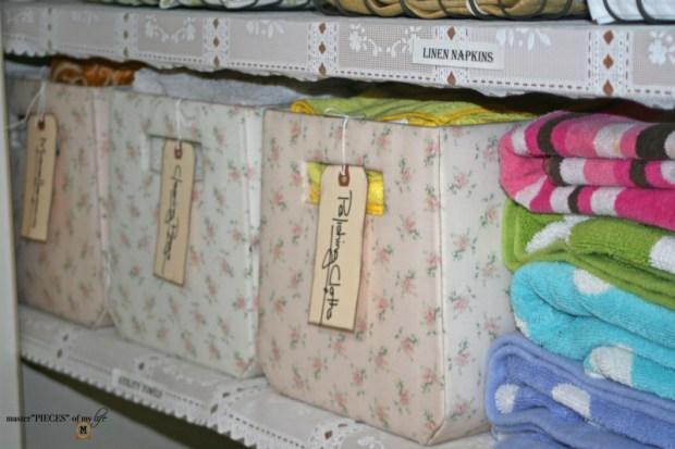 Linen closet organization7