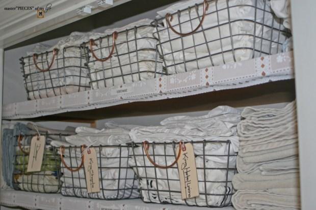 Linen closet organization8