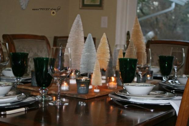 Bottlebrush Christmas tablescape6