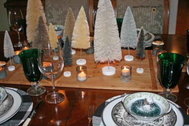 Bottlebrush Christmas tablescape10