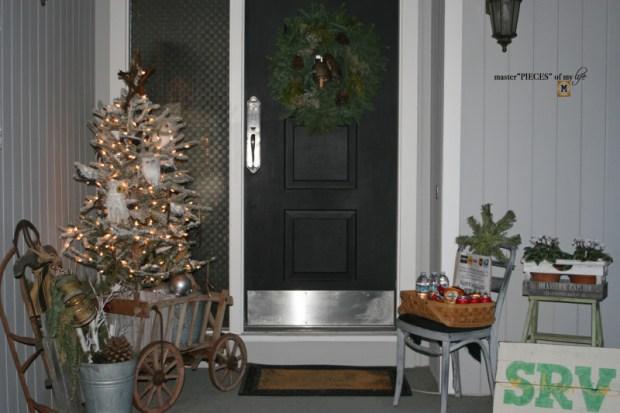 Christmastime outside2
