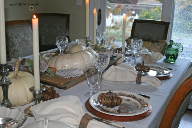 Rustic thanksgiving tablescape2
