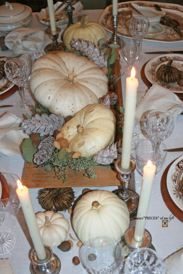 Rustic thanksgiving tablescape12