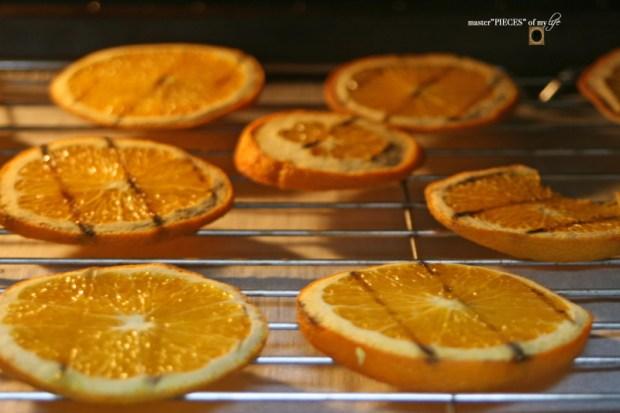 On the menu - orange  naked cake7