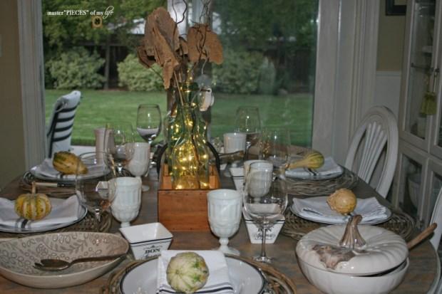 A farewell tablescape 2