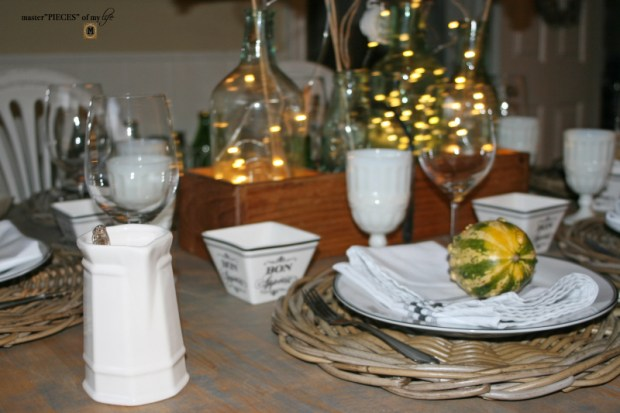 A farewell tablescape 9