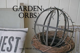 Garden orbs