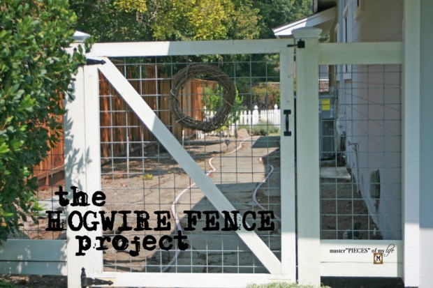 The hogwire fence project edit