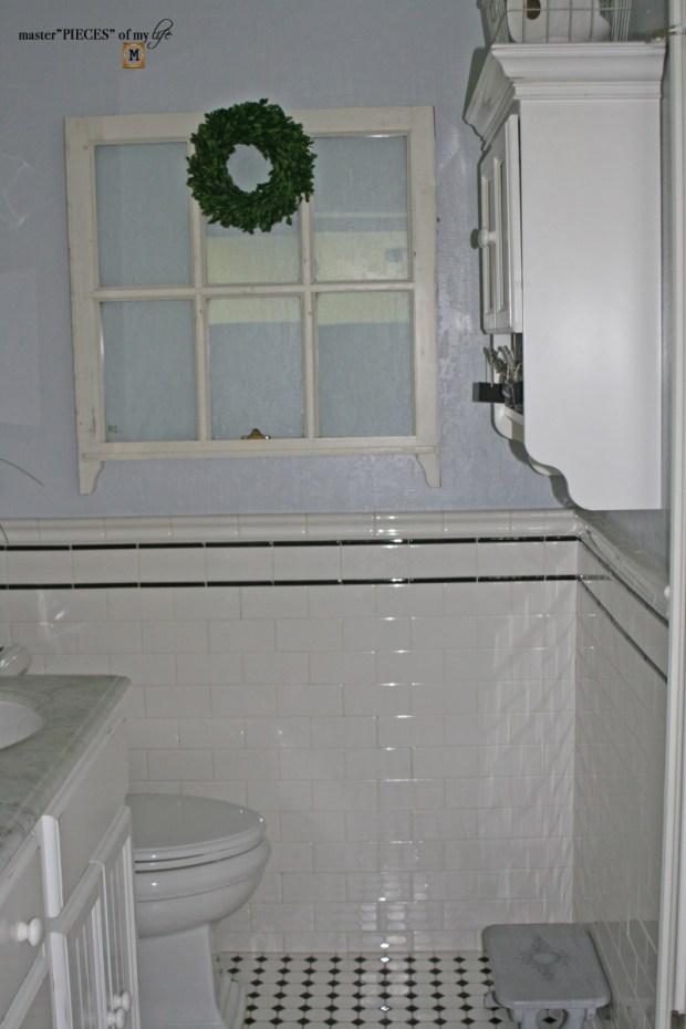 Bathroom reveal 11