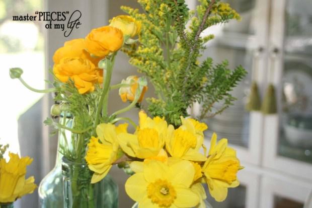 Flowers springing4