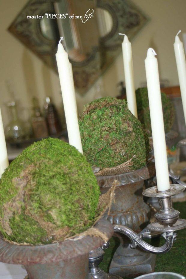 Moss tabletop 7