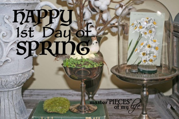 Happy 1sy day of spring