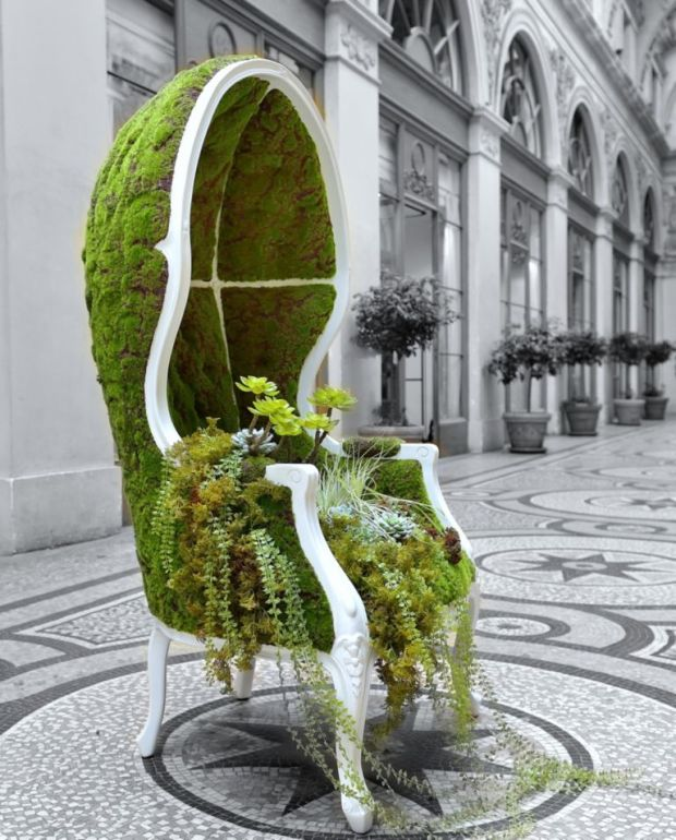 Moss Chair Designed by Emilio Robba-Cover image