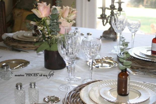 Romantic tablescape for 4-3