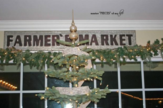 Christmas silver tip tree8