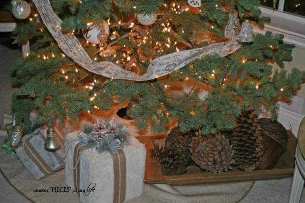 Christmas silver tip tree11