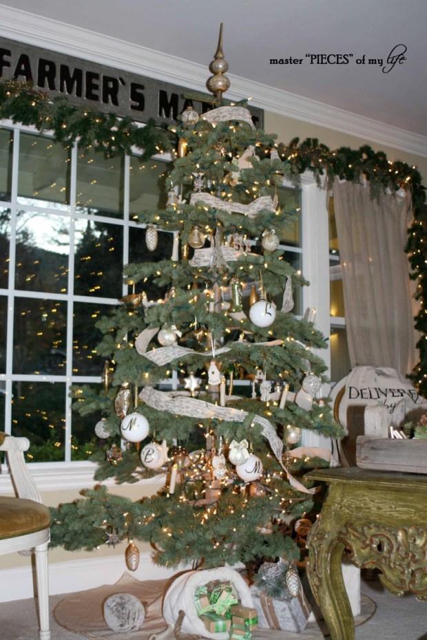 Christmas silver tip tree12