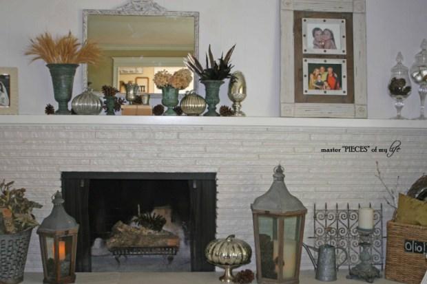 Fall mantel&fireplace7