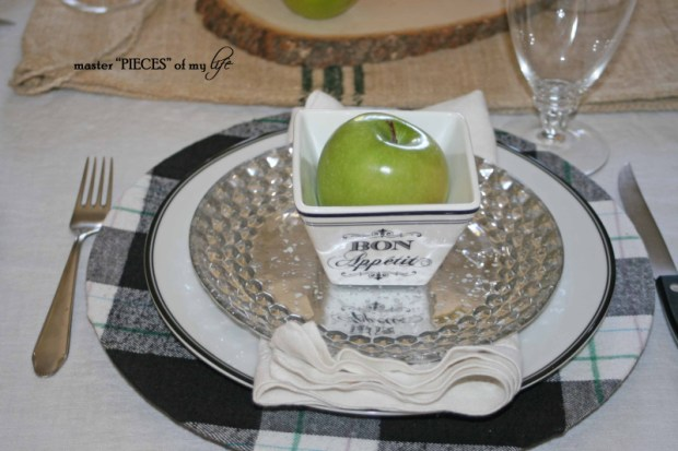 Green apple tablescape5