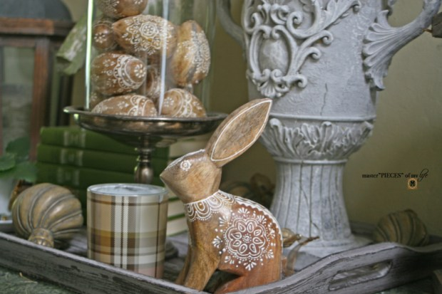 Rustic easter decor5
