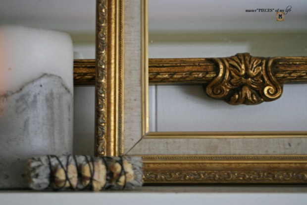 How to antique mirror5