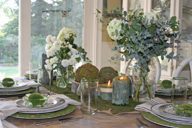 Mossy tablescape7
