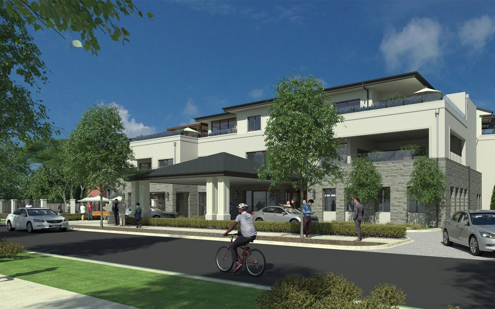 MasterPlan project allity aged care