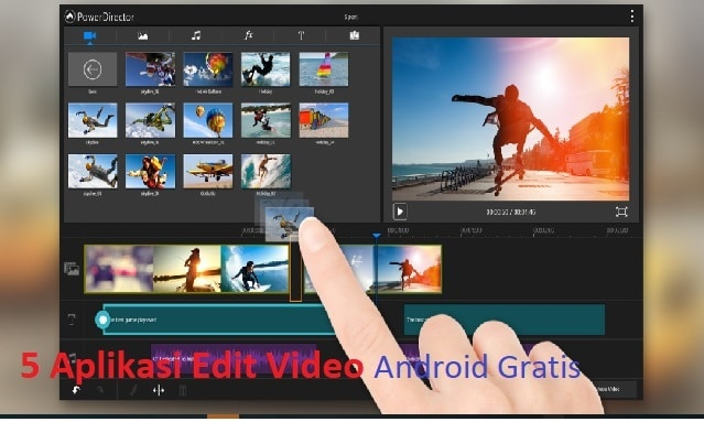Edit Video Android