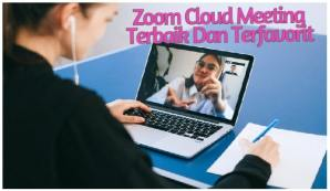 Aplikasi Zoom Cloud Meeting