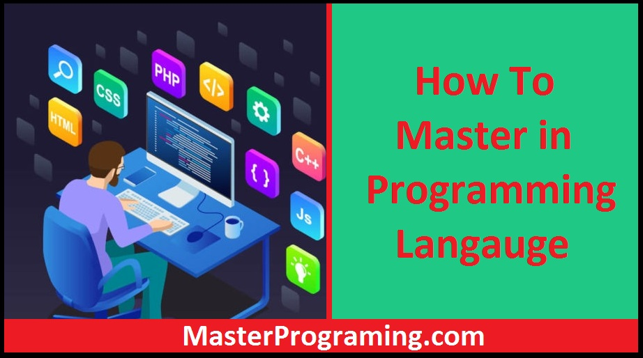 Master In Programming Language