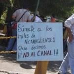 Diez ambientalistas de Nicaragua detenidos