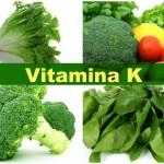 Síntomas de que no consumes suficiente vitamina K