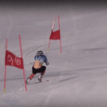 Henrik Kristoffersen fra Valle Nevado 2014