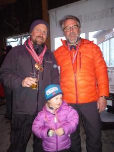 3 generasjoner Osmundsen