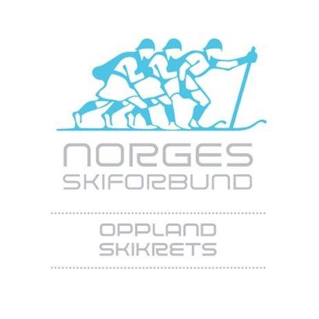 Oppland skikrets logo