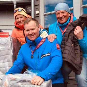 NM Masters 2019 Hafjell – Sammenlagt og ærespriser